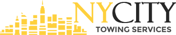 NY City Towing Services Sticky Logo